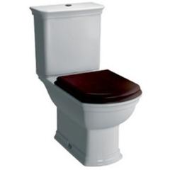 Унитаз напольный с бачком с сиденьем Vitra Serenada 9722B003-7204 фото