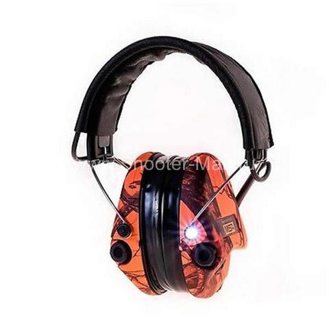 Активные наушники MSA Sordin Supreme Pro X LED оранжевые