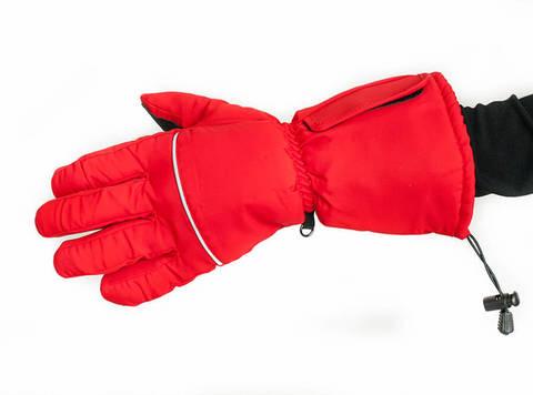 Перчатки с подогревом RedLaika RL-P-02 (Akk) красные
