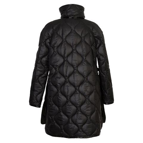 Пальто ERMANNO ERMANNO SCERVINO 41TCP11 с вырезами по бокам