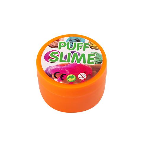Слайм Puff Orange