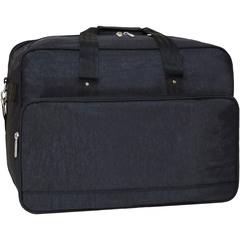 Дорожная сумка Bagland Рига 36 л. черный (0030370)