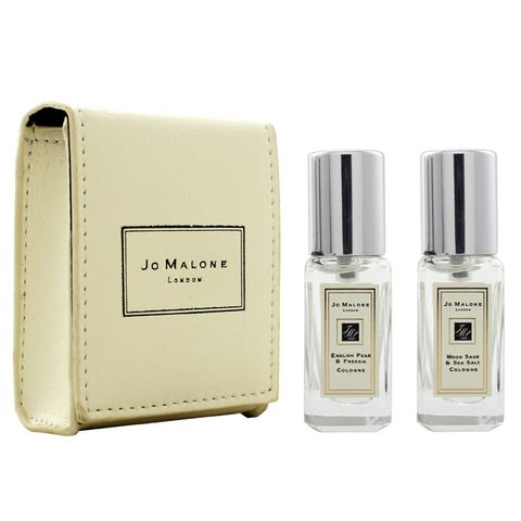 Мини-набор Jo Malone 2*9ml (Wood Sage&Sea Salt, English Pear&Freesia)