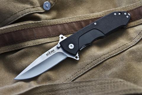 Складной нож Nemesis D2 Satin