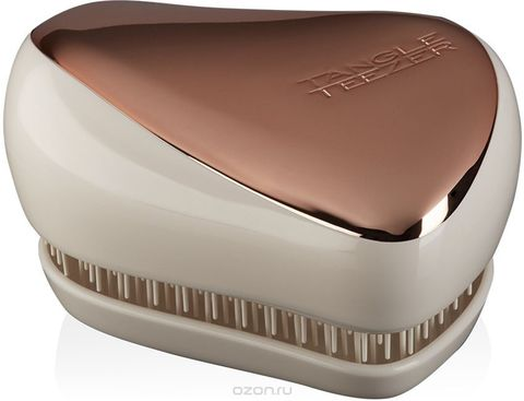 Расческа Tangle Teezer Compact Styler  Rose Gold Luxe