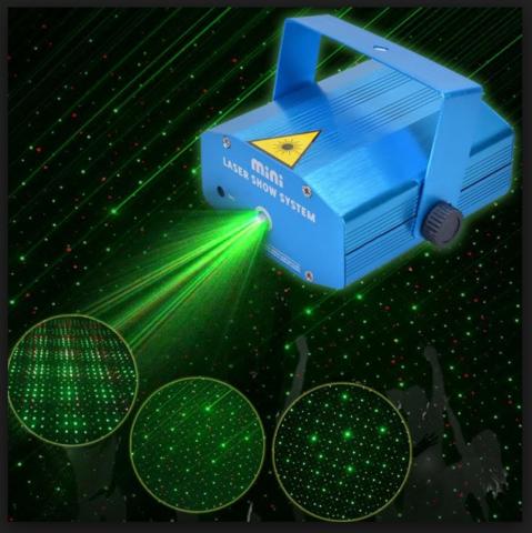 Лазерный проектор «Страна чудес»