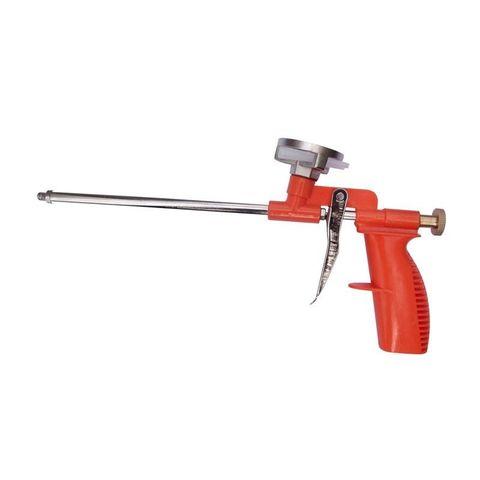 Пистолет для монтажной пены металлический 1250
