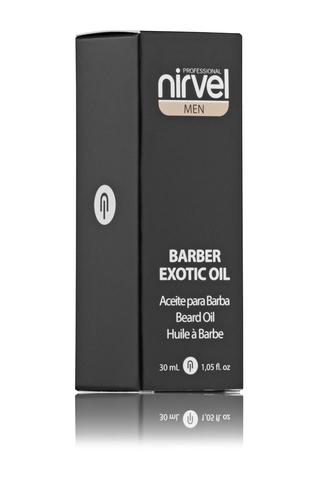 Nirvel Barber Exotic Oil