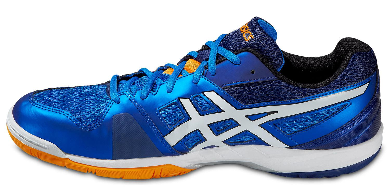 Мужские кроссовки для волейбола  Асикс Gel-Blade 5 (R506Y 3901) синие
