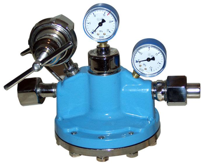 Редуктор рамповый кислород РКЗ-500-2