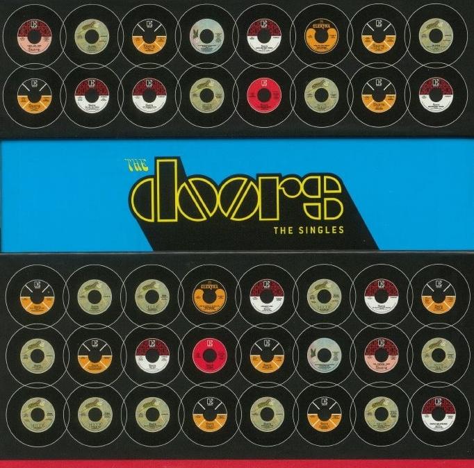 The Doors The Singles 20x7 Quot Vinyl Single
