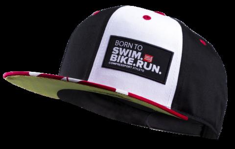 Кепка Flat SwimBikeRun
