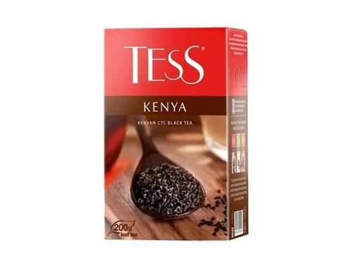 Чай черный гранулированный Tess Kenya, 200 г