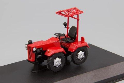 Tractor MA-6210 Tallex 1:43 Hachette #111