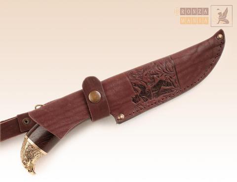 нож Орел с чехлом
