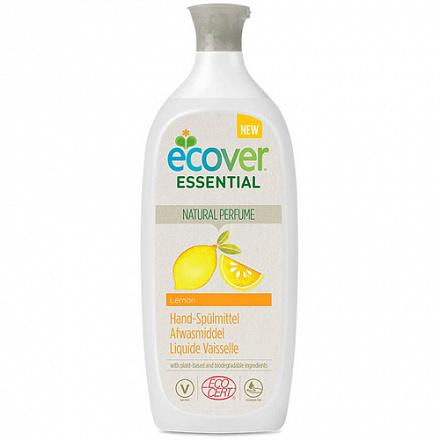 Жидкость для мытья посуды лимон Ecover Essential (ECOCERT) 1л