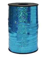 Лента голография (0,5 см x 250 м) Голубой