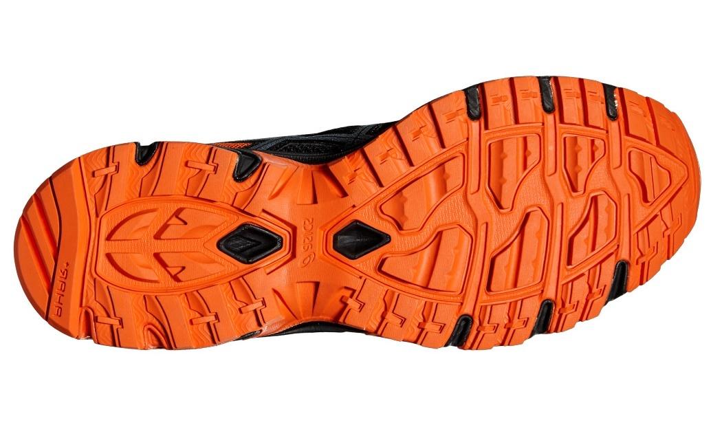 Мужские кроссовки для бега по бездорожью Asics Gel-Sonoma 2 T634N 9093 черные