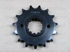 Звезда передняя (ведущая) Sunstar 51215 JTF339 для мотоцикла HONDA   15 зубьев