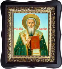 Симеон Иерусалимский, Апостол от 70-ти, сродник Господень по плоти, епископ. Икона на холсте.