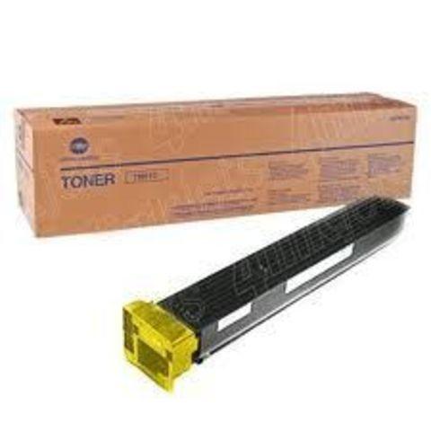 Konica Minolta C452/С552/C652 TN-613Y тонер Yellow bizhub C452/С552/C652 (30К) A0TM250