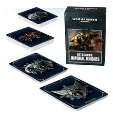 Datacards: Imperial Knights 8th edition