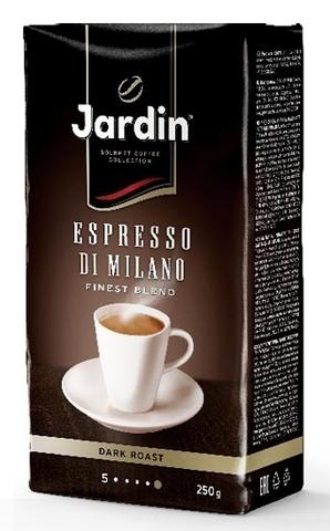 Кофе молотый Jardin Espresso Di Milano