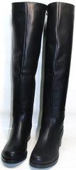 Модные женские зимние сапоги Kluchini 3913 BLEF