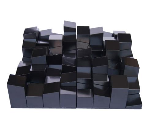Акустический диффузор Echoton Multifuser черный 600-4000 Hz