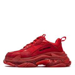 Кроссовки Balenciaga Triple S Red