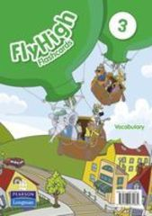 Fly High Level 3 Vocabulary Flashcards