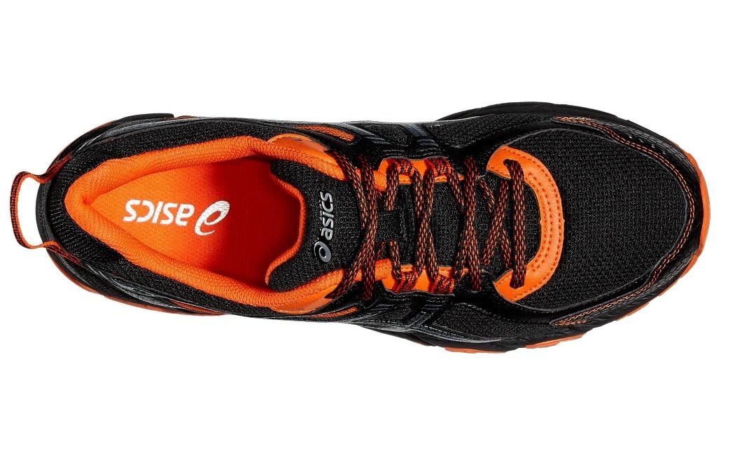 Мужские кроссовки для бега по бездорожью Asics Gel-Sonoma 2 T634N 9093 черные фото