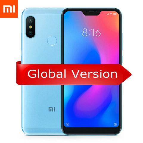 Смартфон Xiaomi Mi A2 Lite 4 / 32GB (голубой)