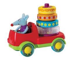 Taf toys Игрушка ''Машинка с пирамидой'' (11355)