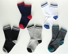 Носки для мальчиков ( 10 пар) арт G05 ( р 35-38)
