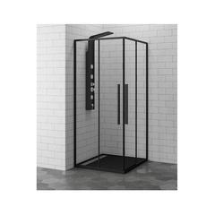 Душевой уголок с раздвижными дверями 100х100х200 см RGW SV-31B 32323100-14 фото
