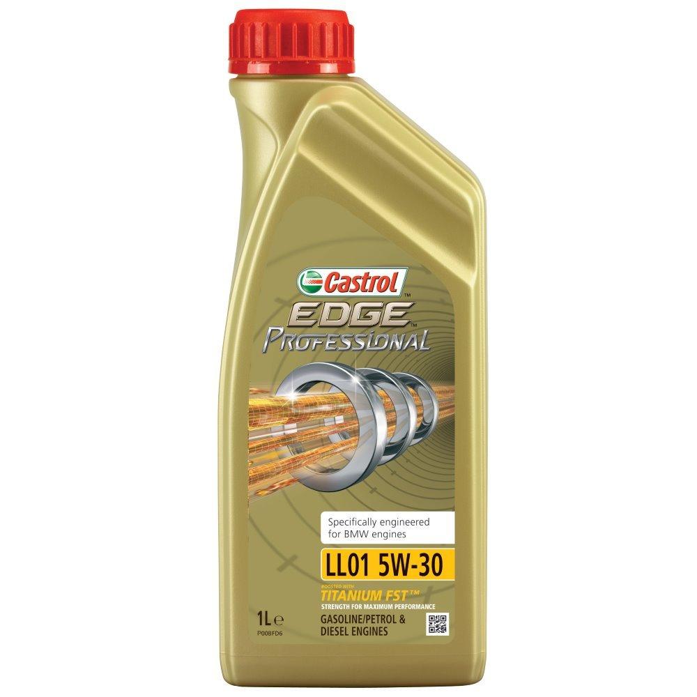 CASTROL EDGE Professional 5W-30 (LL01)- Синтетическое моторное масло для BMW