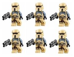 Минифигурки Звездные войны Армия Имперских Охотников серия 235