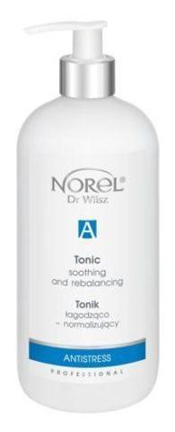 *Смягчающий и восстанавливающий тоник для всех типов кожи (NOREL/ANTISTRESS/500мл/PT 129)