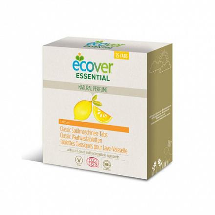 Таблетки для посудомоечной машины Ecover Essential (ECOCERT) 25шт
