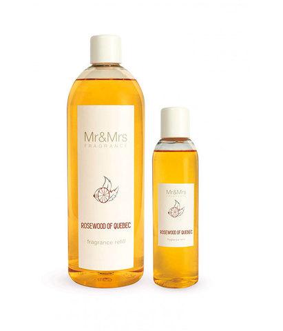 Наполнитель для ароматического диффузора Blanc №5 Квебекский палисандр, Mr&Mrs Fragrance