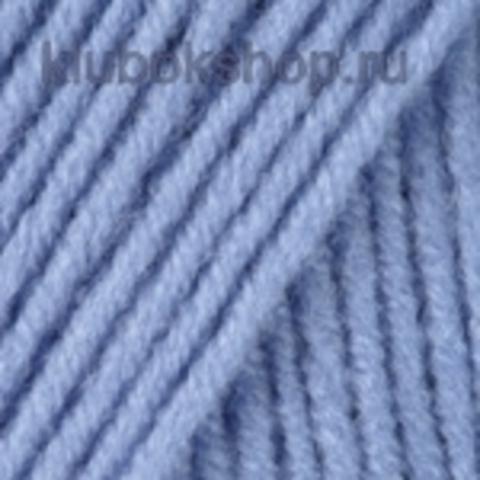 YarnArt Merino De Luxe (50) 3042 Голубая норка