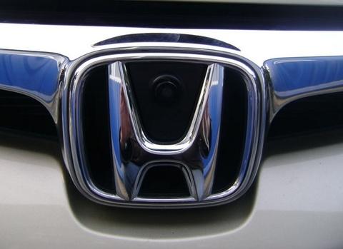 Камера переднего вида в значок Honda - Хонда