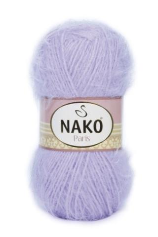 Пряжа Nako Paris 4862 сирень