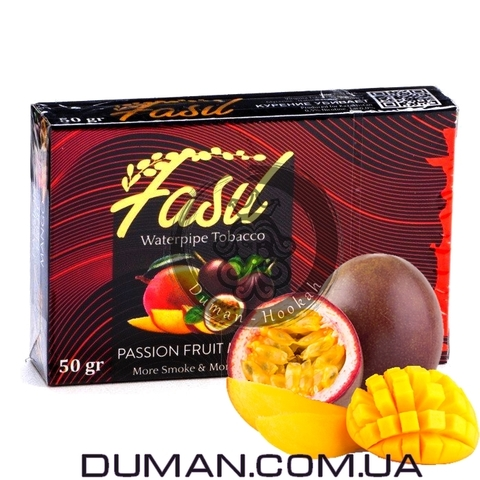Табак Fasil Passion Fruit Mango (Фасил Маракуйя и Манго)