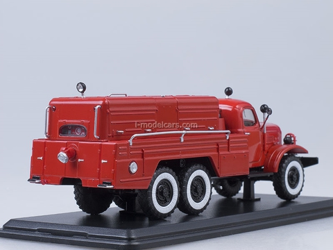 ZIL-157K PNS-100 fire engine without print Start Scale Models (SSM) 1:43