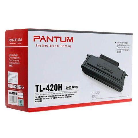 Тонер-картридж TL-420H для Pantum  P3010/P3300/M6700/M6800/M7100/M7200, черный. Ресурс 3000 стр.