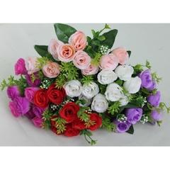 Букет роз Марлен, 10 голов, 32 см.