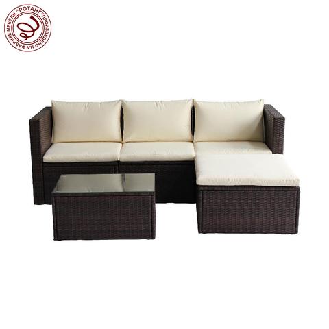 Комплект EMPIRE Siesta (угловой диван + кофейный стол)