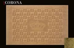 Коврик для ванной 70х120 Cesare Paciotti Corona-Poker золотой
